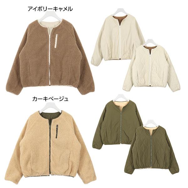 神戸レタスのボアジャケット