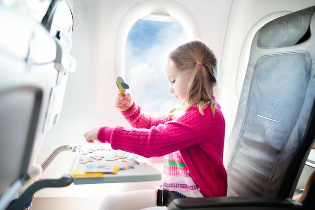 飛行機 子ども