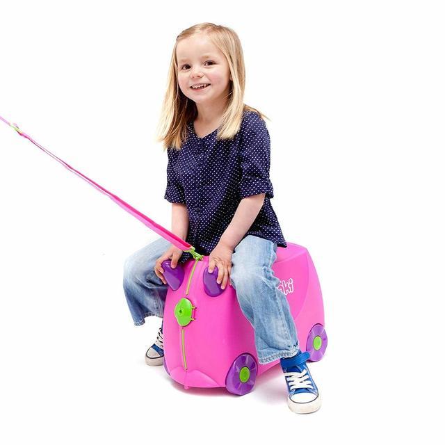 TRUNKIの子供用スーツケース