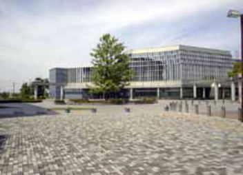市原市立中央図書館