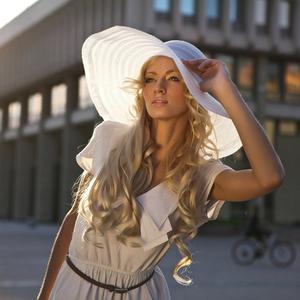 【顔型別】スタイリストが教える〈帽子〉の選び方・かぶり方