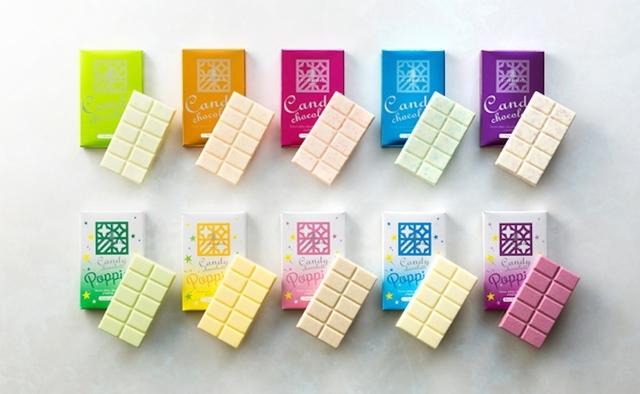 北海道の美味しいチョコレートのお土産①キャンディチョコレートポッピング