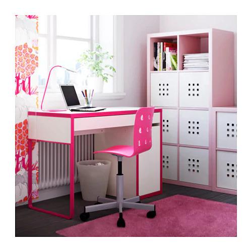 IKEAの学習机MICKE(ミッケ)