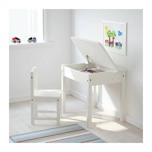 IKEAの学習机SUNDVIK(スンドヴィーク)