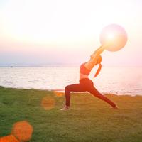 最適合拿來當作產後瘦身~「平衡球運動」究竟是⋯⋯?