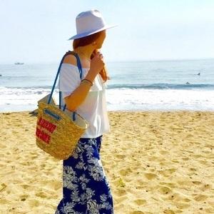 海に行く日のママコーディネート♡リアルな着こなしをチェック!