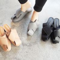 2017年春季足部時尚就靠它!現在就以「時尚拖鞋」創造時下休閒感♪