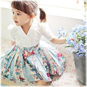 可愛い過ぎて困っちゃう♪春のトレンド満載のオシャレ韓国子供服