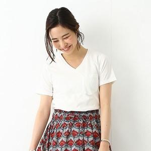 """夏の相棒♡""""ヘインズ""""のTシャツを使ったおしゃれな着回し術"""
