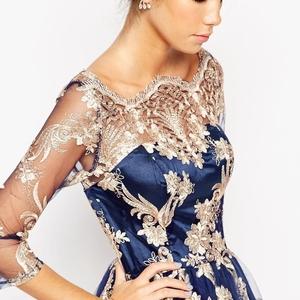 うっとりするほど上品♡ロンドン発Chi Chi Londonのお洋服