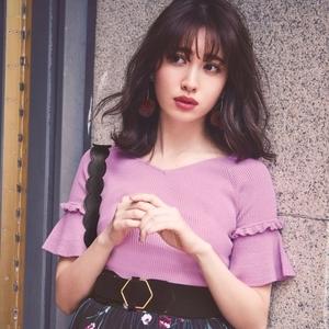 脱・ワンパターン!2017年の秋コーデは「キレイ色」が主役♡
