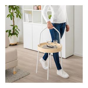 どんなレイアウトにする?IKEAの新作「サイドテーブル」が便利♡