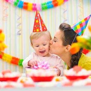 パーティー大成功♪1歳お誕生日&ハーフバースデー開催のコツ