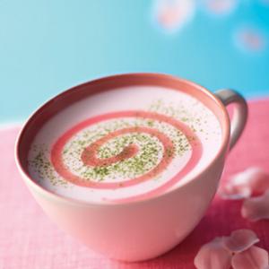 スタバだけで満足?人気カフェの新作「桜メニュー」が見逃せない♡