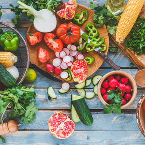 酵素が3倍になって栄養もUP!?野菜は「すりおろす」のが正解♪