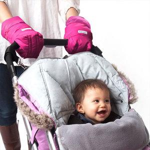 赤ちゃんを風邪から守る♡冬に大活躍するベビーカーの防寒グッズ4選