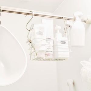 お風呂のカビ対策に!キレイが持続するバスルームの収納術