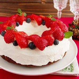 コンビニのアレを足して豪華に♡クリスマスケーキの簡単レシピ4つ