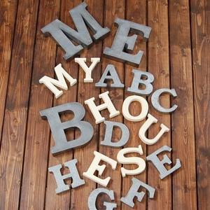 アルファベットオブジェで、お部屋がおしゃれに変身♡