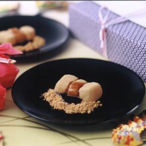 山梨土産の定番・信玄餅で有名な《桔梗屋》話題の新スイーツ4つ♪