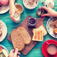 普通の食パンに飽きたら…変わりトースト&手作りディップのレシピ♡
