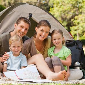 子どもが成長する絶好のチャンス♪夏のレジャーはキャンプがベスト!