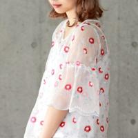 まるまる2ヶ月使える♡5千円以下で探す夏トレンドの「刺繍」アイテム