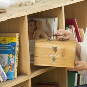 我が家の薬箱に何入れる?腹痛にはパパも子供も安心できる整腸薬を♪
