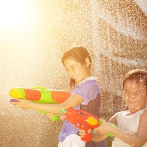 親子で水かけ祭り!夏休みは「スプラッシュイベント」で楽しもう《2016年関東版》