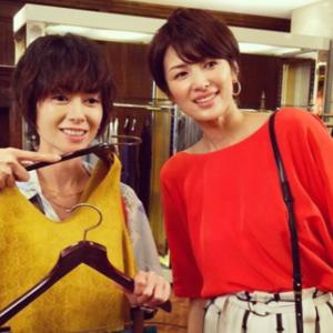 ハマユカになりたい♡『セシルのもくろみ』吉瀬美智子さん着用アイテム