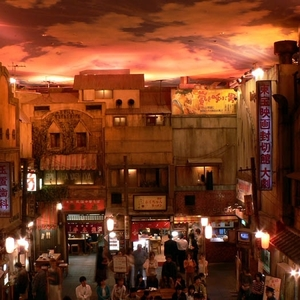 新横浜のラーメン博物館で美味しいラーメンを食べ歩きしちゃおう♡
