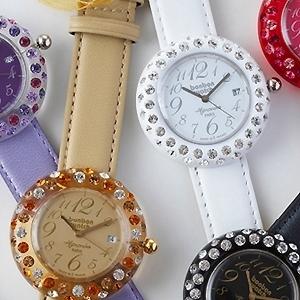 限定新色カラー発売!日本上陸15周年記念bonbon watchの魅力♡