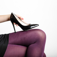 從休閒到優雅全都掌握♡散發魅力印象的《褲襪選擇法》