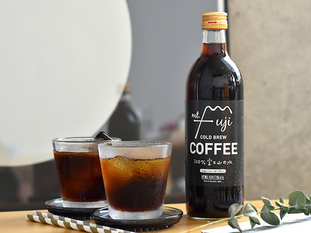 IFNi ROASTING & COのコーヒーボトル