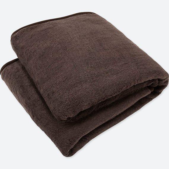 ヒートテックの毛布