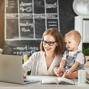 家庭と仕事の両立に悩むママへ……一生働くために大切なこととは