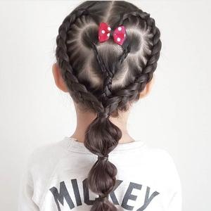 ミニーちゃんヘアの作り方♡ディズニーで注目間違いなしの可愛さ!