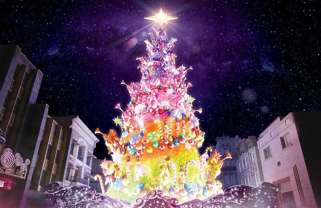 USJのクリスマス