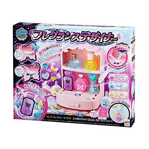 おもちゃのフレグランスデザイナー