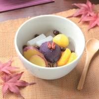 想和家人或朋友一起分享♡品嚐秋天的味道「絕品和菓子」5精選~伴手禮最適◎