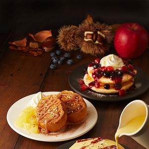タリーズコーヒーにも秋♡パンケーキに続き、新作メニューも登場!
