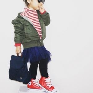 女の子ママ必見♡UNIQLOで作る春のキッズコーデ【ガールズ編】