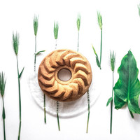 春のおうちカフェ♡和のスイーツレシピ《焼き菓子編》