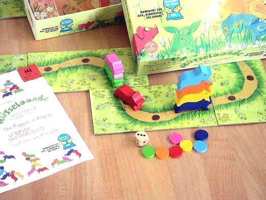 ドイツの知育玩具