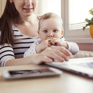 """産後のママは""""デジタル依存""""になりやすい!?プチ断食で快適に♪"""