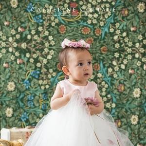 女の子ママ必見❤︎上品可愛い「キャサリンコテージ」プチプラドレス