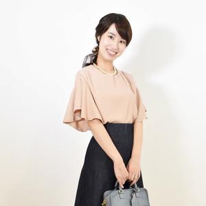 【2016年版】デニムスカートを夏コーデ→秋コーデにチェンジ!