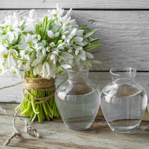 """暮らしに花をプラス♡ちょっとの工夫で華やぐ""""花瓶以外""""の飾り方"""
