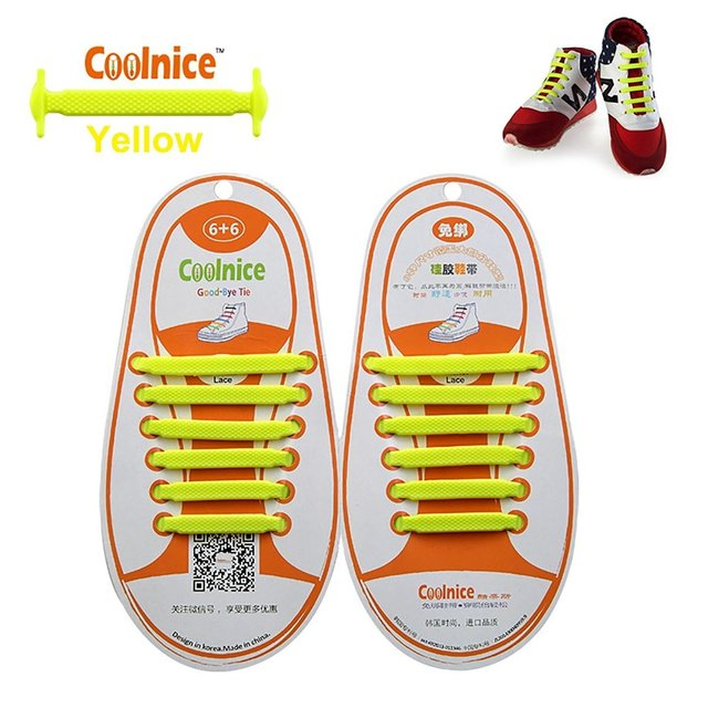 セリアが近くにないときも\u2026ネットで買えるゴムタイプの靴紐①Coolnice