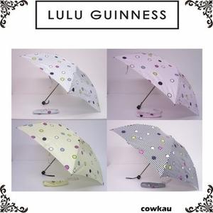 「ルルギネス」の傘があれば雨の日もこんなに楽しい!